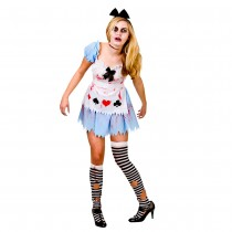 Adult Alice In Zombie Land Costume