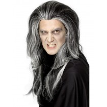 Black Gothic Vampire Wig