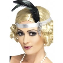 Charleston Flapper Headband