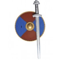 TOY WEAPONS SET SWORD SHIELD