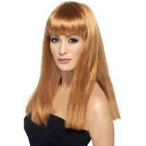 Auburn Glamour Wig