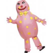 Adult Mr Blobby Costume