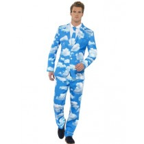 Stag Do Stand Out Suits Sky