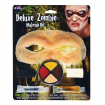 Deluxe Zombie Horror Makeup Kit