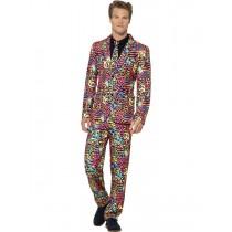 Neon Suit (Fancy Dress)
