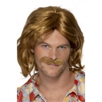 1970s Trooper Wig