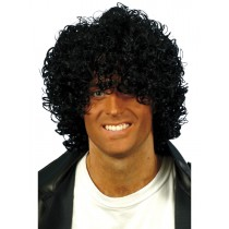 Afro Wet Look Wig