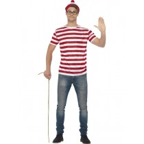Where's Wally Kit (Fancy Dress)