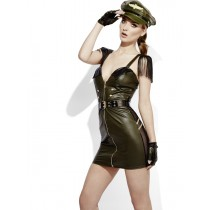 Miss Behave Military Babe