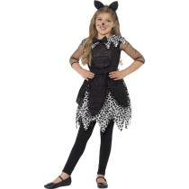 Deluxe Midnight Cat Fancy Dress