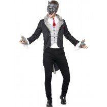 Big Bad Wolf Costume (Fancy Dress)
