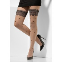Adult Fever Nude Sheer Tights