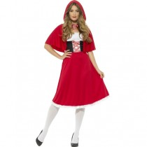 Red Riding Hood Costume (Fancy Dress)