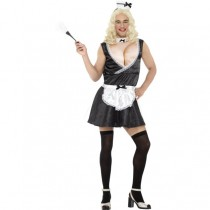 French Maid Costume (Fancy Dress)