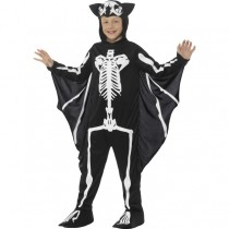 Bat Skeleton Costume (Fancy Dress)