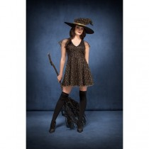 Moon and Stars Witch (Fancy Dress)