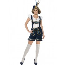 Traditional Deluxe Bavarian Costume (Fancy Dress)