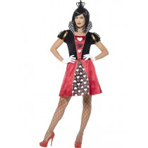 Carded Queen Costume (Fancy Dress)