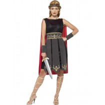 Roman Warrior Costume (Fancy Dress)