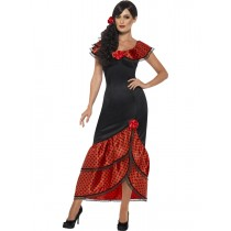 Flamenco Senorita - front view