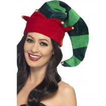 Plush Elf Hat