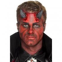 Latex Realistic Devil Horn Prosthetics