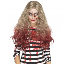 Deluxe Zombie Blood Drip Wig