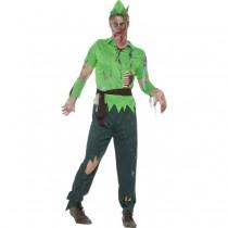 Zombie Lost Boy Costume (Fancy Dress)