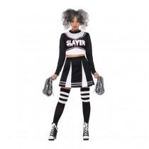Fever Gothic Cheerleader Costume