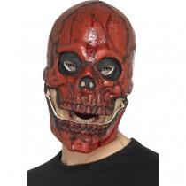 Blood Skull Mask, Foam Latex
