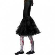Child Zombie Dirt Tights