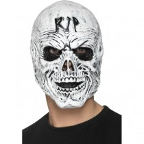 R.I.P Grim Reaper Mask, Foam Latex