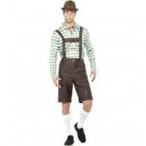 Bavarian Man Costume (Fancy Dress)