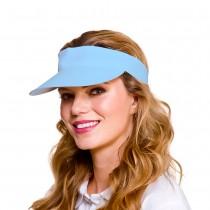 Golf Visor - Light Blue