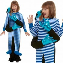 Alien Abduction Costume