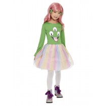 Alien Costume, Green