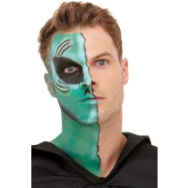 Smiffys Make-Up FX Alien Kit, Aqua