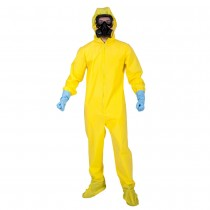 Bad Chemist - Hazmat Suit w/mask & gloves (Fancy Dress)