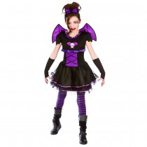 Girls Batty Ballerina Fancy Dress