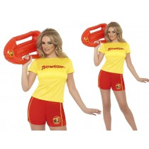 Baywatch Costume Yellow