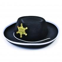 Cowboy Hat Black Felt  (Childs)