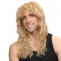Adult Rockstar Wig Blonde