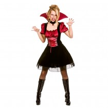 Adult Bloodlust Vampiress Costume