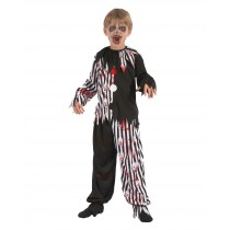 Harlequin Clown Bloody - Large