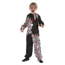 Harlequin Clown Bloody - Medium