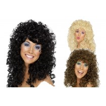 Boogie Babe Wigs