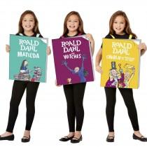 Roald Dahl Kids Costume