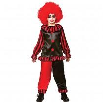 Child Evil Clown Costume