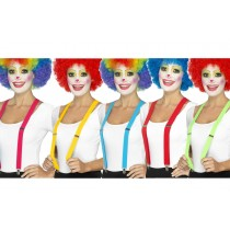 Clown Braces (Fancy Dress)