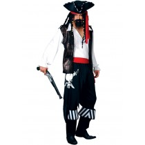 High Seas Buccaneer (Fancy Dress)